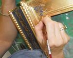 Cornici dipinte a mano