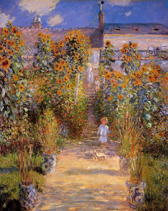 Monet Claude (1840-1845) Impressionist French