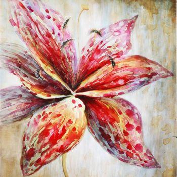 Dipinti di fiori for Fiori di ciliegio dipinti